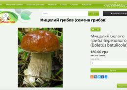 "<span style=""font-weight: 800;"">Интернет-магазин УкрМицелий</span>"